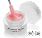 Masterline UV/LED Aufbaugel Rosa 30ml