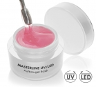 Masterline UV/LED Aufbaugel Rose 50ml